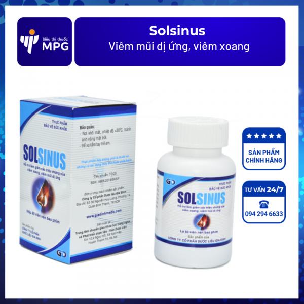 Solsinus