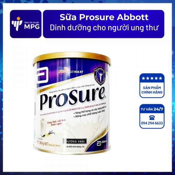 sữa Prosure Abbott