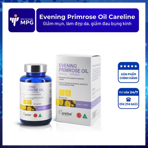Evening Primrose Oil Careline