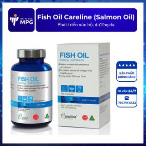 Fish Oil Careline (Salmon Oil)