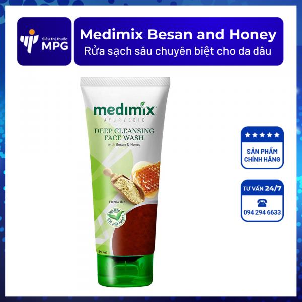 Medimix Besan and Honey