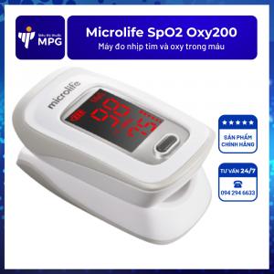 Microlife SpO2 Oxy200