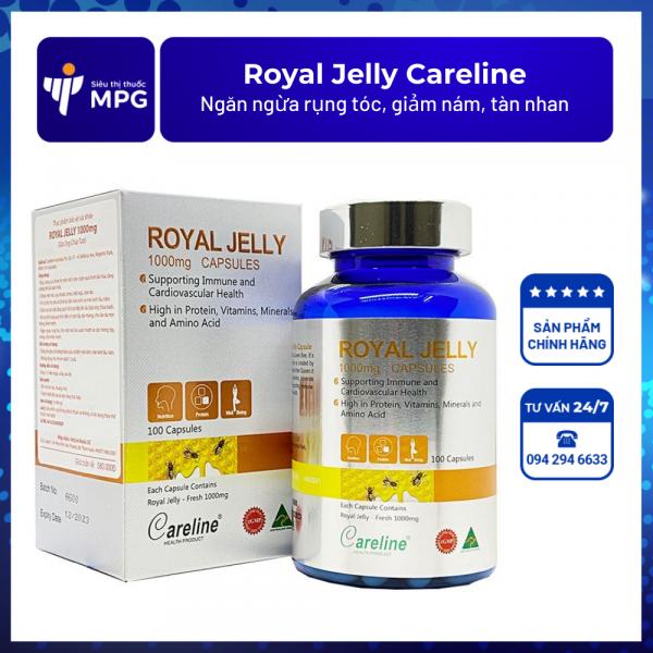 Royal Jelly Careline