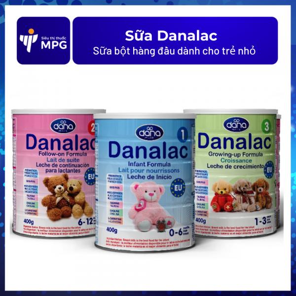 Sữa Danalac