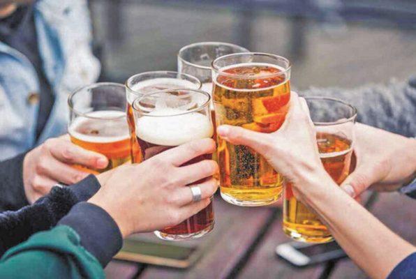 Uống đồ có cồn khi đói sẽ gây hại cho sức khỏe