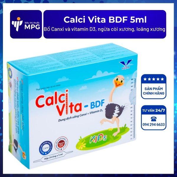 Calci Vita BDF 5ml