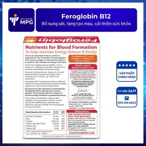 Feroglobin B12