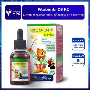Fitobimbi D3 K2