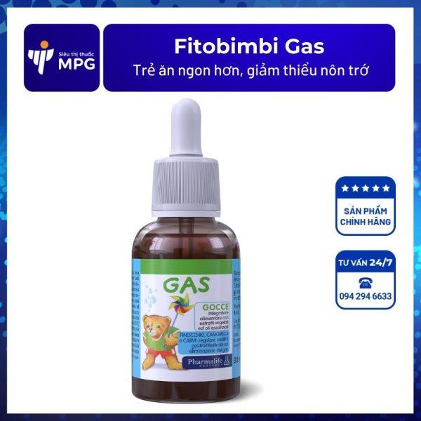Fitobimbi Gas