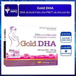 Gold DHA