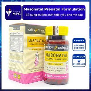 Masonatal Prenatal Formulation