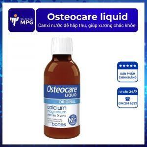 Osteocare liquid