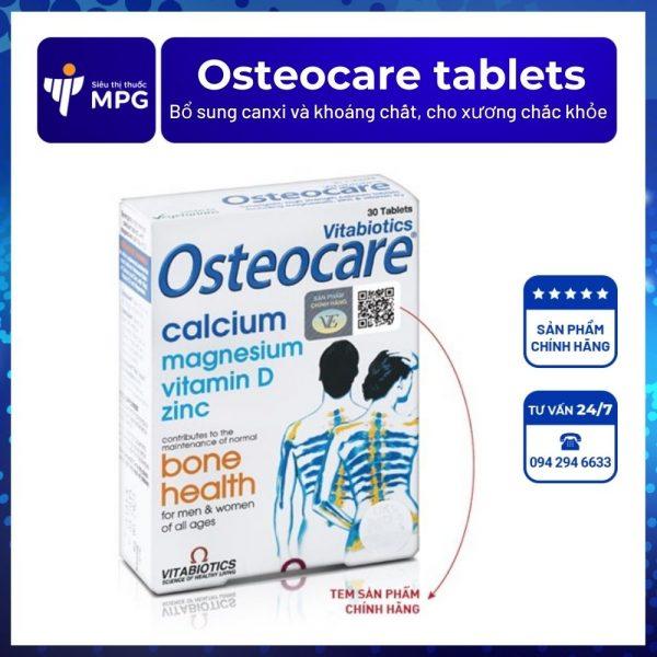Osteocare tablets