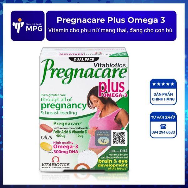 Pregnacare Plus Omega 3