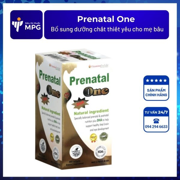 Prenatal One