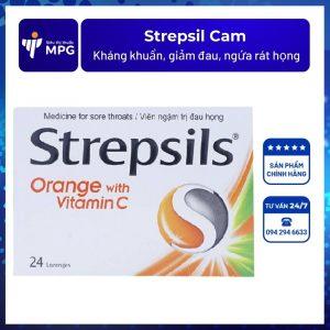 Strepsil Cam