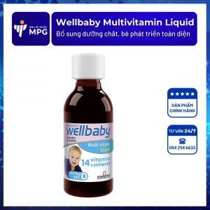 Wellbaby Multivitamin Liquid