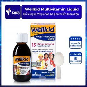 Wellkid Multivitamin Liquid