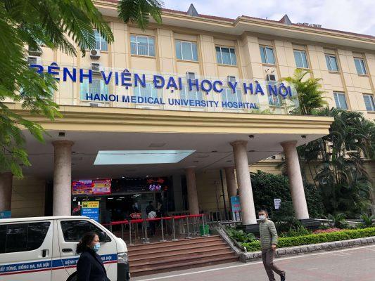 Khoa nam học - Bệnh viện đại học Y Hà Nội