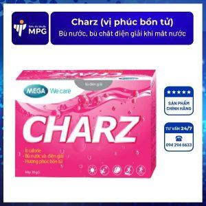 Charz (vị phúc bồn tử)