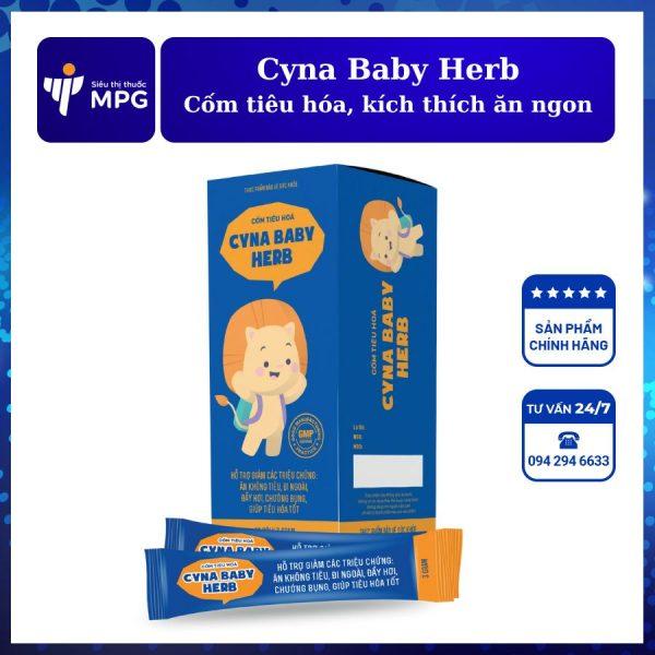 Cyna Baby Herb