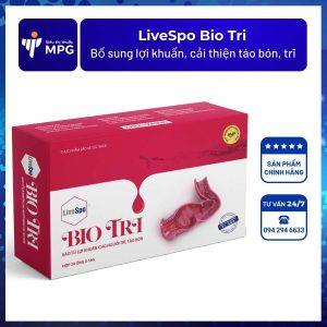 LiveSpo Bio Tri