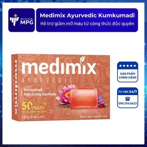 Xà phòng Medimix Ayurvedic Kumkumadi