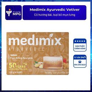Xà phòng Medimix Ayurvedic Vetiver