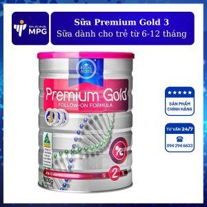 Premium Gold 3
